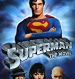 Used DVD Superman The Movie Four Disc Special Edition
