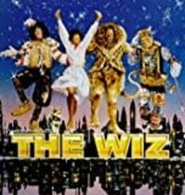 Used DVD The Wiz