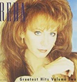 Used CD Reba McEntire- Greatest Hits Volume Two