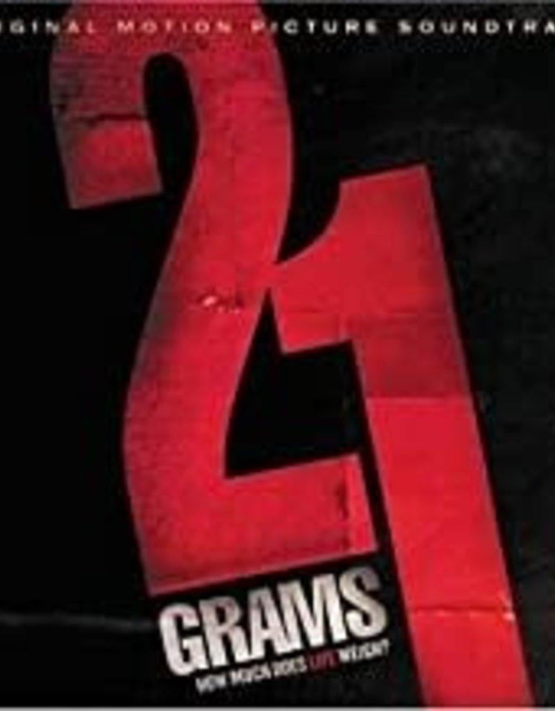 Used CD 21 Grams Soundtrack