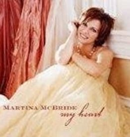 Used CD Martina McBride- My Heart