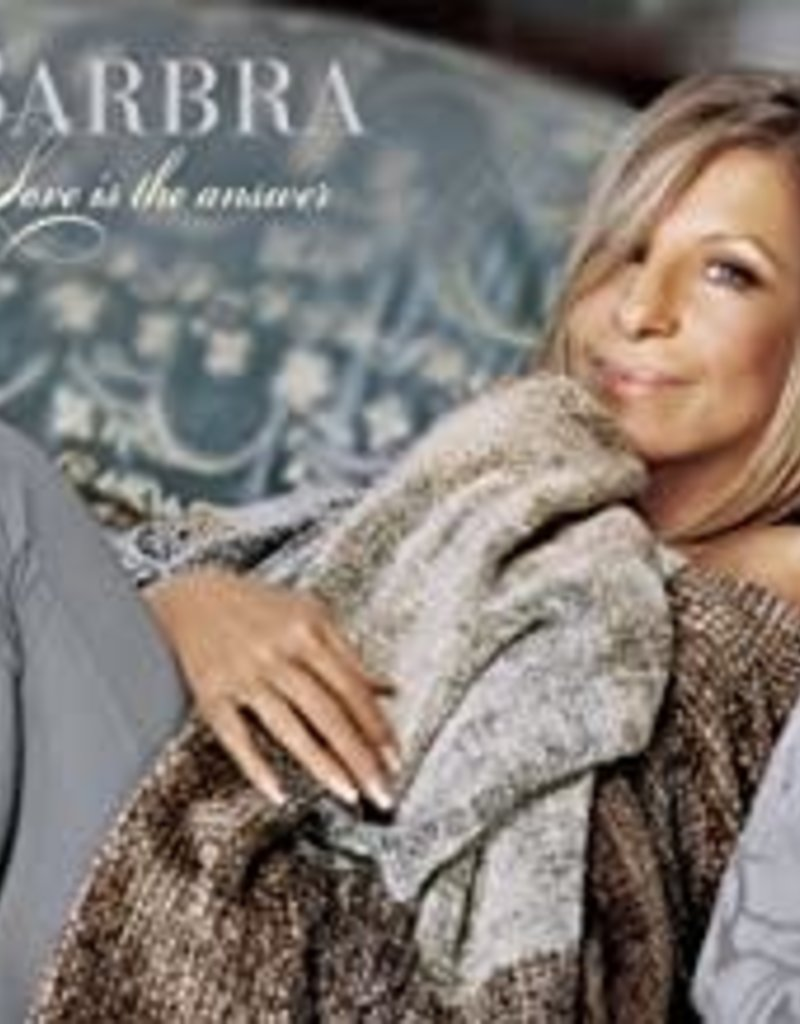 Used CD Barbra Streisand- Love Is The Answer