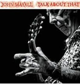 Used CD John Mayall- Talk About That