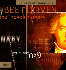 Used CD Beethoven- Symphony No. 9