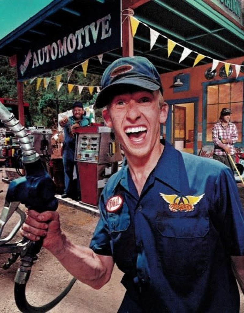 Used CD Aerosmith- Little South Of Sanity