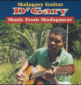 Used CD D' Gary- Malagasy Guitar