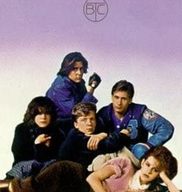 Used VHS The Breakfast Club