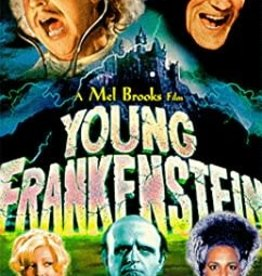Used VHS Young Frankenstein