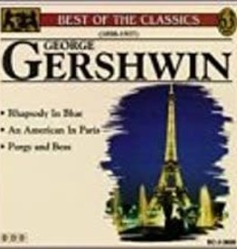 Used CD Gershwin- Best of The Classics