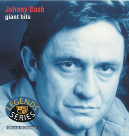 Used CD Johnny Cash- Giant Hits