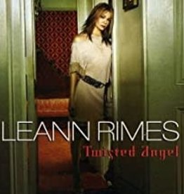 Used CD LeAnn Rimes- Twisted Angel