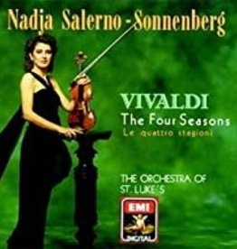 Used CD Vivaldi- The Four Seasons (Nadja Salerno-Sonnenberg Playing)