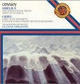 Used CD Sibelius/ Greig- Philadelphia Orchestra (Eugene Ormandy Composing)