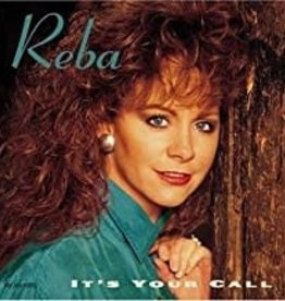 Used CD Reba McEntire- It's Your Call