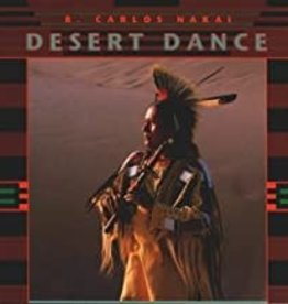 Used CD R Carlos Nakai- Desert Dance