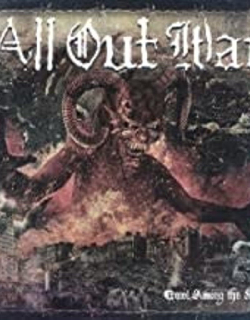 Used CD All Out War- Crawl Among The Filth