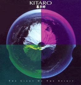 Used CD Kitaro- The Light Of The Spirit