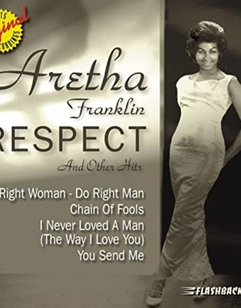 Used CD Aretha Franklin- Respect And Other Hits