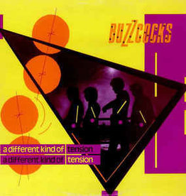 Used Vinyl Buzzcocks- A Different Kind Of Tension (UK Press)