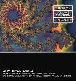 Used CD Grateful Dead- Dick's Picks Vol. 18