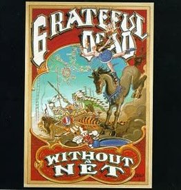 Used CD Grateful Dead- Without A Net