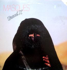 Used Vinyl Brand X- Masques