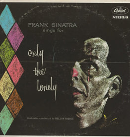 Used Vinyl Frank Sinatra- Only The Lonely