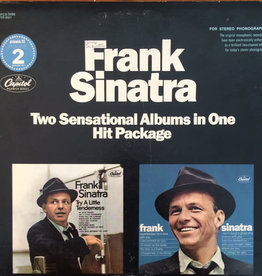 Used Vinyl Frank Sinatra- Try A Little Tenderness/ Nevertheless I'm In Love With You