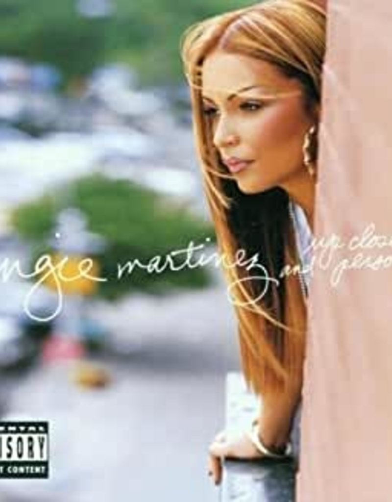 Used CD Angie Martinez- Up Close And Personal