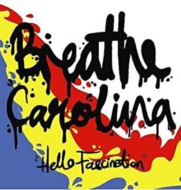 Used CD Breathe Carolina- Hello Fascination