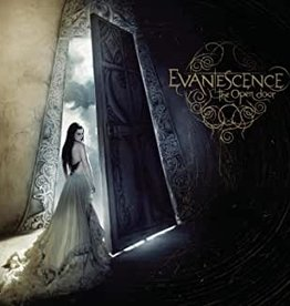 Used CD Evanescence- The Open Door