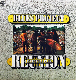 Used Vinyl The Original Blues Project- Reunion in Central Park