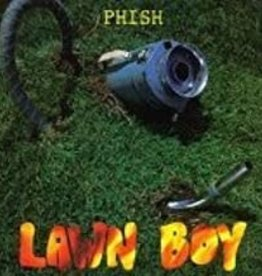 Used CD Phish- Lawn Boy