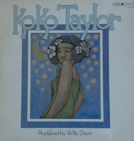 Used Vinyl Koko Taylor- Koko Taylor (White Label Promo)