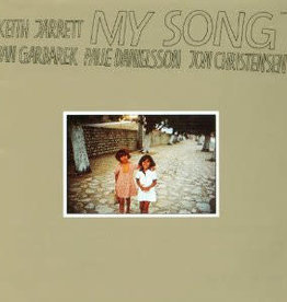 Used Vinyl Keith Jarrett/Jan Garbarek/Palle Danielsson/Jon Christensen- My Song