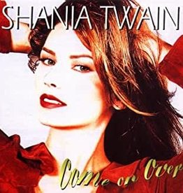 Used CD Shania Twain- Come On Over