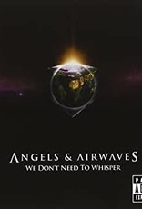 Used CD Angels & Airwaves- We Don't Need To Whisper