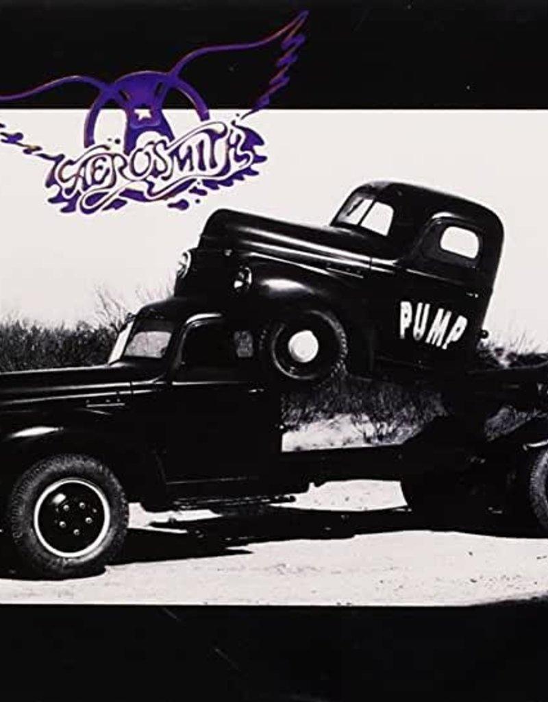 Used CD Aerosmith- Pump