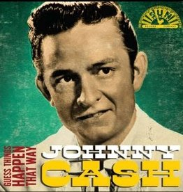 """New 3"""" Johnny Cash- Guess Things Happen That Way -BF20"""
