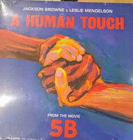 New Vinyl Jackson Browne/Leslie Mendelson- A Human Touch -BF19 (LP)