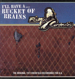 New Vinyl Flamin' Groovies- Bucket of Brains -RSD21