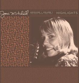 New Vinyl Joni Mitchell- Archives, Vol. 1 (1963-1967): Highlights -RSD21