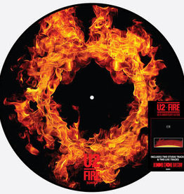 New Vinyl U2- Fire (40th Anniv) -RSD21