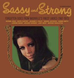 New Vinyl Various- Strong and Sassy: Forgotten Sides From Nashville's Finest Ladies (67-73) (EU RSD) -RSD21
