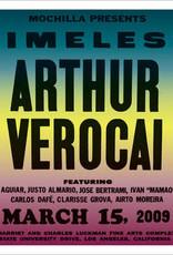 New Vinyl Arthur Verocai- Mochilla Presents Timeless: Arthur Verocai -RSD21
