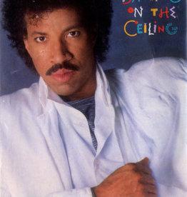 Used Cassettes Lionel Richie- Dancing On The Ceiling