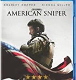 Used BluRay American Sniper