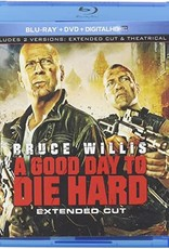 Used BluRay A Good Day To Die Hard