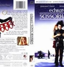 Used DVD Edward Scissorhands