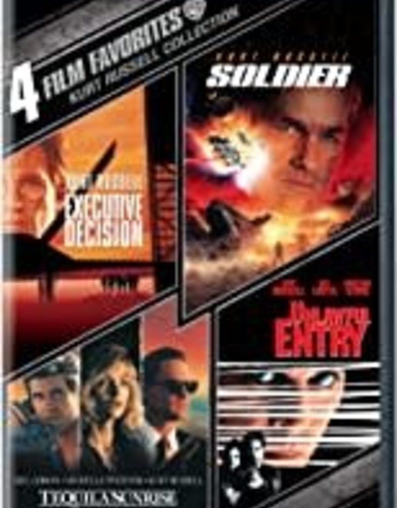 Used DVD 4 Film Favorites: Kurt Russell Collection